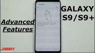 Galaxy S9/S9+ THE ADVANCED FEATURES