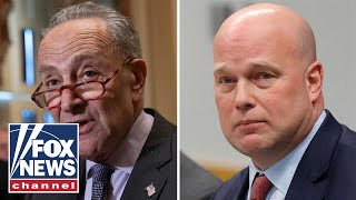 Schumer asks IG to examine White House emails with Whitaker