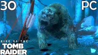 Rise Of The Tomb Raider Walkthrough Part 30 - The Chamber Of Exorcism Secret Tomb