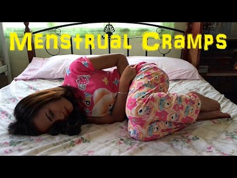 Life Hacks : How To Deal with Menstrual Cramp (Dysmenorrhea)