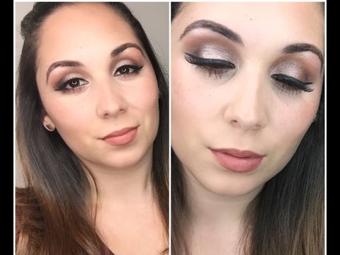 Anastasia Self Made Palette (Holiday Makeup Look)