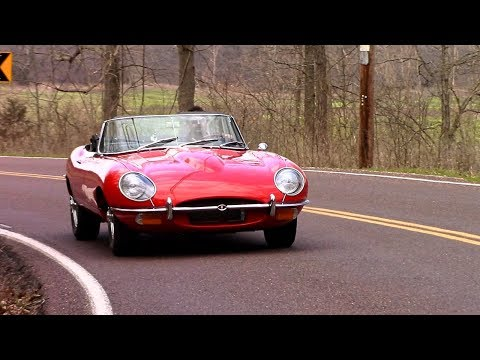 1969 Jaguar XKE 4.2 DOHC Six, Upgraded Cams, Tremec 5 Speed