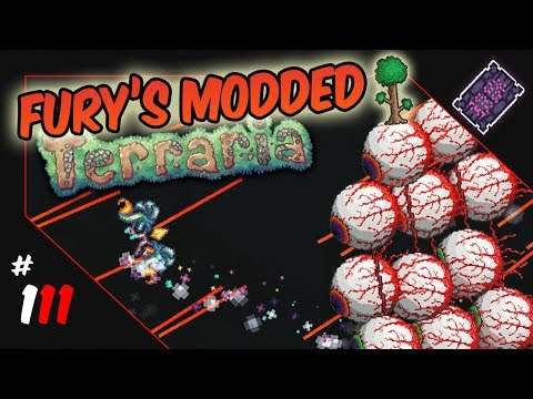 Fury's Modded Terraria | 111 - Royal, Wasps and Void Farming
