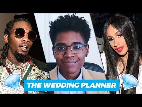 Meet Cardi B & Offset's Wedding Planner