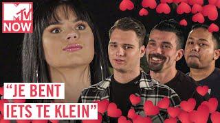 FAMKE LOUISE VINDT VALENTIJN VIA REAL-LIFE TINDER | MTV NOW SPECIAL