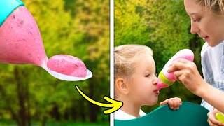 LIFE HACKS FOR PARENTS || Travel and Camping Gadgets for Smart Moms and Dads #shorts