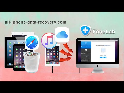 How to Recover Safari Bookmark from iPad Directly or from iTunes/iCloud Backup