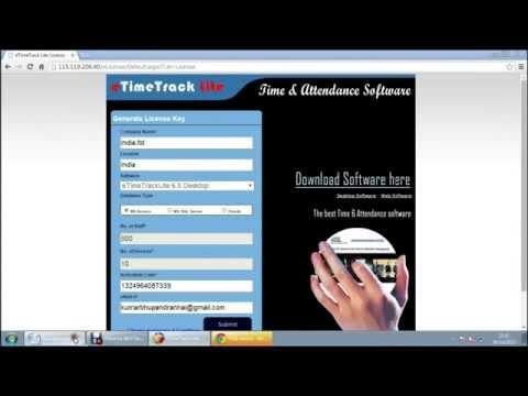 Download essl etimetracklite license key