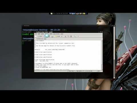 Change Sudo Session Timeout Limit - Linux Mint 8
