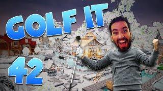 Winter Troll-y Land! (Golf It #42)