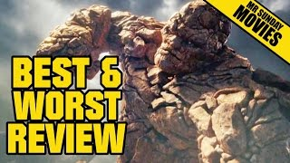Download FANTASTIC FOUR Review - Best & Worst Of Video