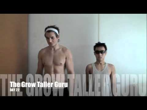 How To Grow Taller - Day 22 of Michael's Transformation