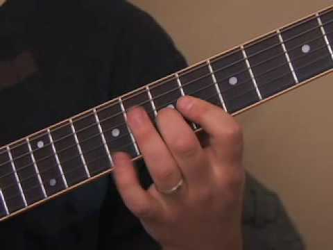 Johnny B Goode Style of guitar  inspired Chuck Berry (Guitar Lesson)