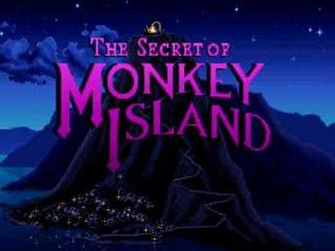 Monkey Island Intro