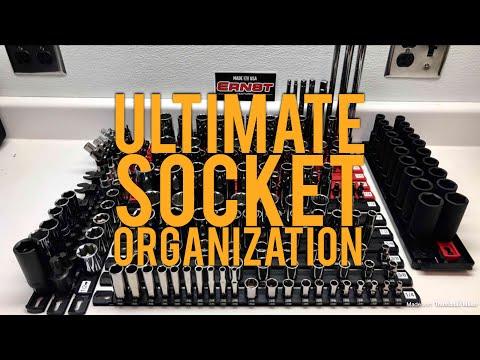 Getting Organized with Ernst Socket Rails