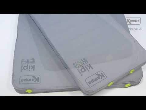 Kampa  Highrise Self Inflating Mattresses  Product Overview 2