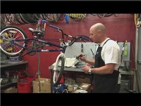 BMX Bike Maintenance : How to Install Brakes on a BMX Ride