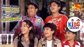 Tapu Sena Does Charity | Tapu Sena Special |  Taarak Mehta Ka Ooltah Chashmah