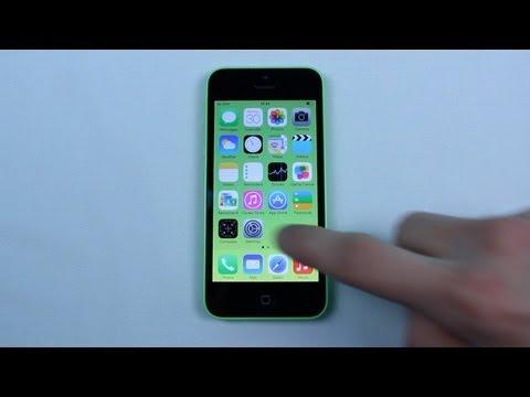 How To Take Screenshot iPhone 5c