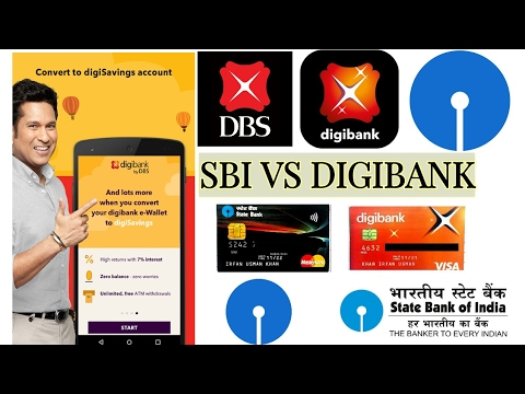 [HINDI] - SBI VS DIGIBANK | BENEFITS, CHARGES AND T&C | MUST WATCH
