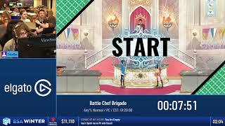 Download #ESAWinter19 Speedruns - Battle Chef Brigade [Any% Normal] by Tricr0w Video