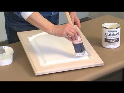 Cabinet Transformations - Heavy Edge Glazing Technique