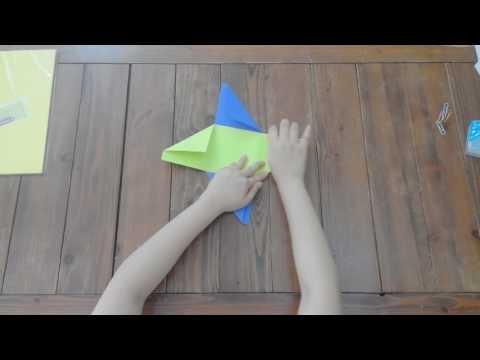 How to make ddakji(video ver.) 딱지 접는 법