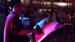Jheron V/d Heijden Live ! | Spiegeltent | Tilburgse Kermis 2016 [hd]