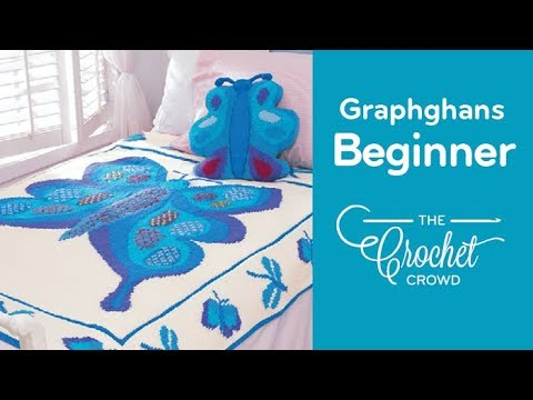 How to Crochet Graphghans: How to Read Crochet Graphs
