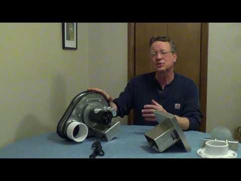 Radon Mitigation - Radon Fan