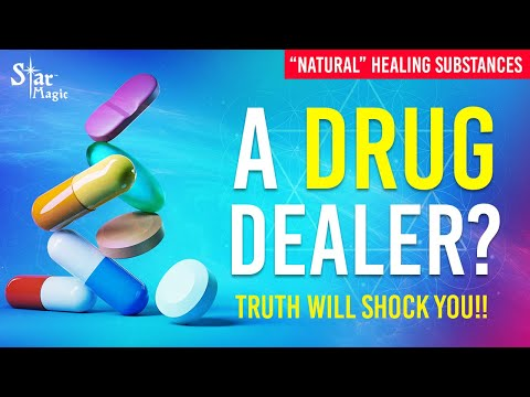 A DRUG DEALER? [MUST WATCH] Its ILLEGAL to HEAL People Using NATURAL or ALTERNATIVE HEALING Tools