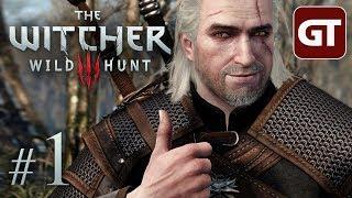 The Witcher 3 #001 - Hilft ja nix - Let's Play The Witcher 3: Wild Hunt (German - 1080p/60fps)