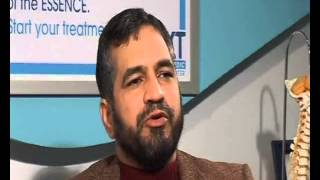 After a tragic spine injury, Mr  Shahid Mehmood finds hope at KKT Orthopedic Spine Center Pakistan o
