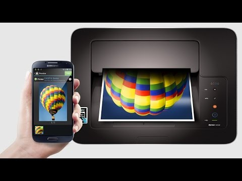 Samsung Xpress C410W Colour Laser unboxing and overview
