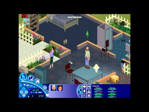 The Sims 1-  Voodoo Doll