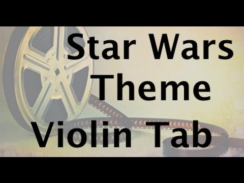 Learn Star Wars on Violin - How to Play Tutorial