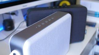 Otone Audio BluWall Direct - Portable Wi-Fi Speaker Review (4K)