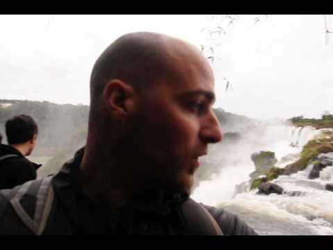 Iguazu falls problem