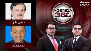 Kia Eid ke Baad Kisi Qurbani ka Khadsha Hai?   Agenda 360   SAMAA TV   17 May 2019