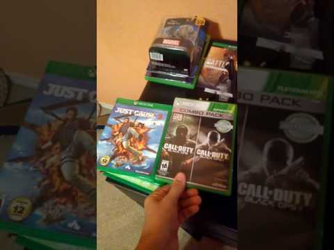 How to use backwards compatible on Xbox one s using Xbox 360 games