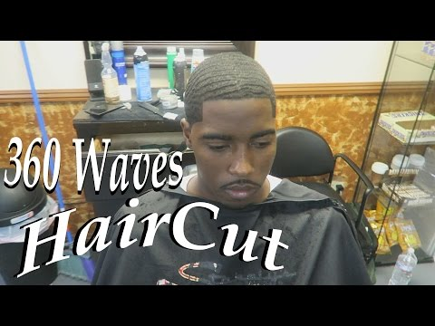 How to Get Your Haircut at the Barbershop For 360 Waves