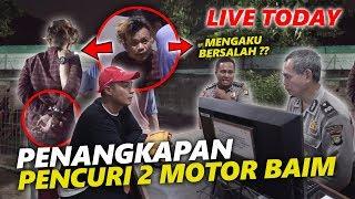 Akhir Dari Pencarian 21 21 Penangkapan Pencuri 2 Motor Baim Di Jonggol 28No Clickbait 2Cno