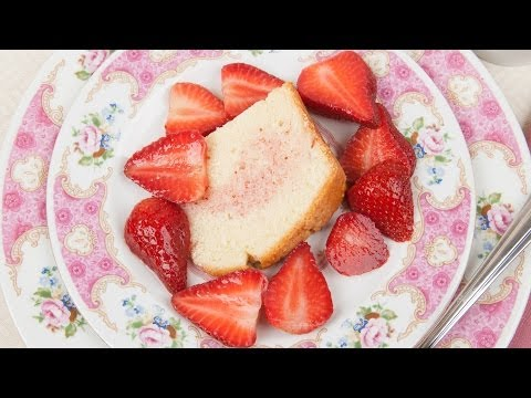 How to Macerate Fresh Strawberries for Shortcake and Other Recipes