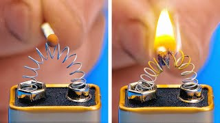 30+ BRIGHT EXPERIMENTS that will surprise you