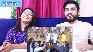 INDIANS react to MERE BROTHER KEE DULHAN | UKHANO | WEDDING VLOG