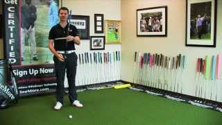 Why Use a SeeMore Putter - One Simple System