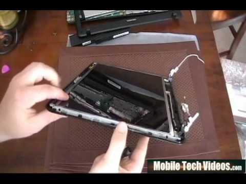 Toshiba Satellite (LCD Repair C655 Models)