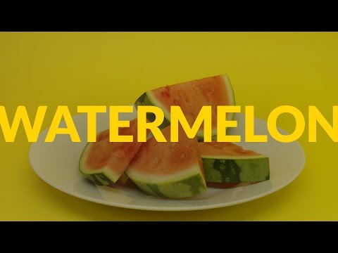 Watermelon Rotting: When Good Food Goes Bad (Time Lapse)