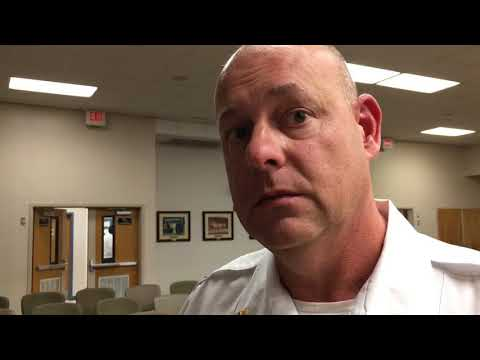North Shore fire offical Stephen Krentel