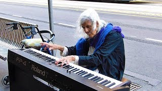 Download Top 10 AMAZING Street Performers Musicians Piano (2017) Video